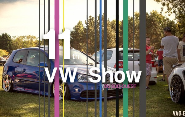11th VW Show du Sud-Ouest