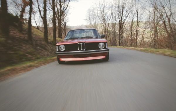 BMW e21 316 1981