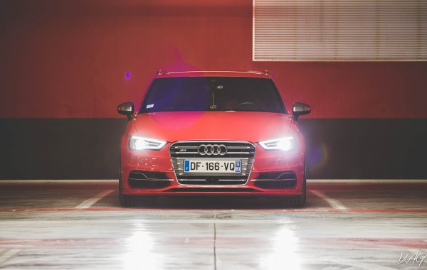 Audi S3 x Vossen Wheels
