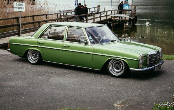 Jul's Mercedes